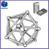 Карманный магнитный конструктор 53 детали Geomag PRO-L Pocket Set