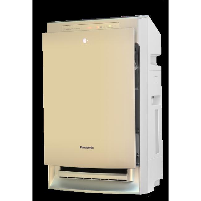 Очиститель воздуха с увлажнением Panasonic F-VXR50R-N золотистый