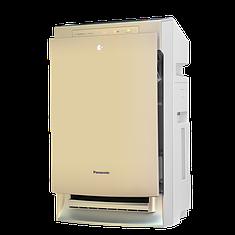 Очиститель воздуха с увлажнением Panasonic F-VXR50R-N золотистый, фото 2
