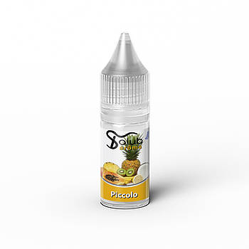 Ароматизатор Solub Arome - Piccolo (Смесь экзотических фруктов, с добавлением сахара), 10 мл.