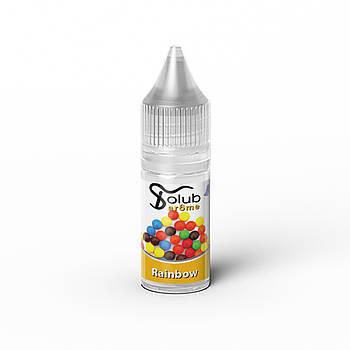 Ароматизатор Solub Arome - Rainbow (Фруктовые сосательные конфеты), 10 мл.