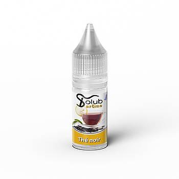 Ароматизатор Solub Arome - Thé noir (Черный чай), 10 мл.