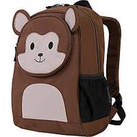 Рюкзак French West Indies Teeny the Monkey Kid's Backpack (коричневый)