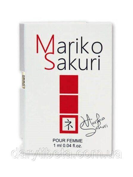 Духи з феромонами для жінок Mariko Sakuri, пробник 1 мл, Aurora, Польща