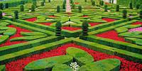 Регулярный или формальный сад