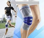 Ортез для колена динамический (бандаж для колена, фиксатор колена)