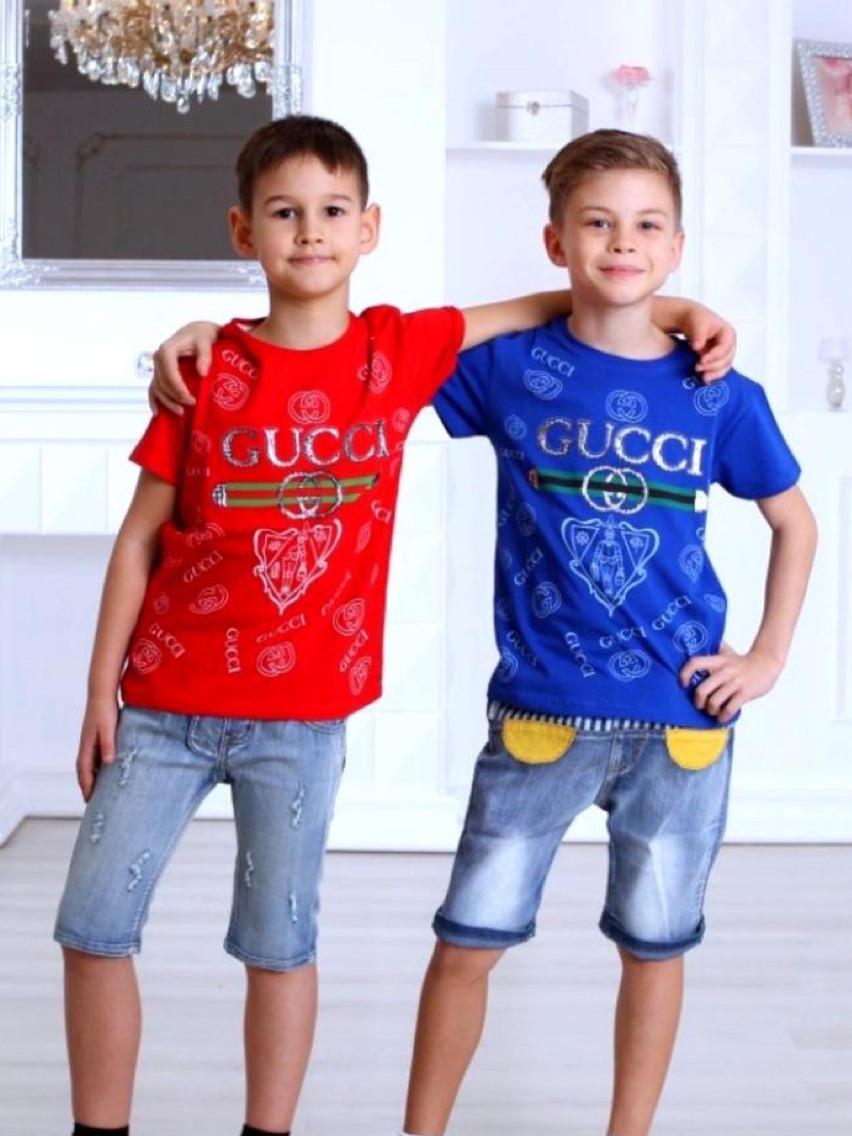 Летние лёгкие джинсовые шорты для мальчика