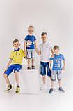 Стильные джинсовые шорты для мальчика, фото 3