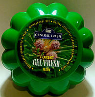 Гелевий освежитель воздуха Ракушка Gel Fresh Лесная Свежесть