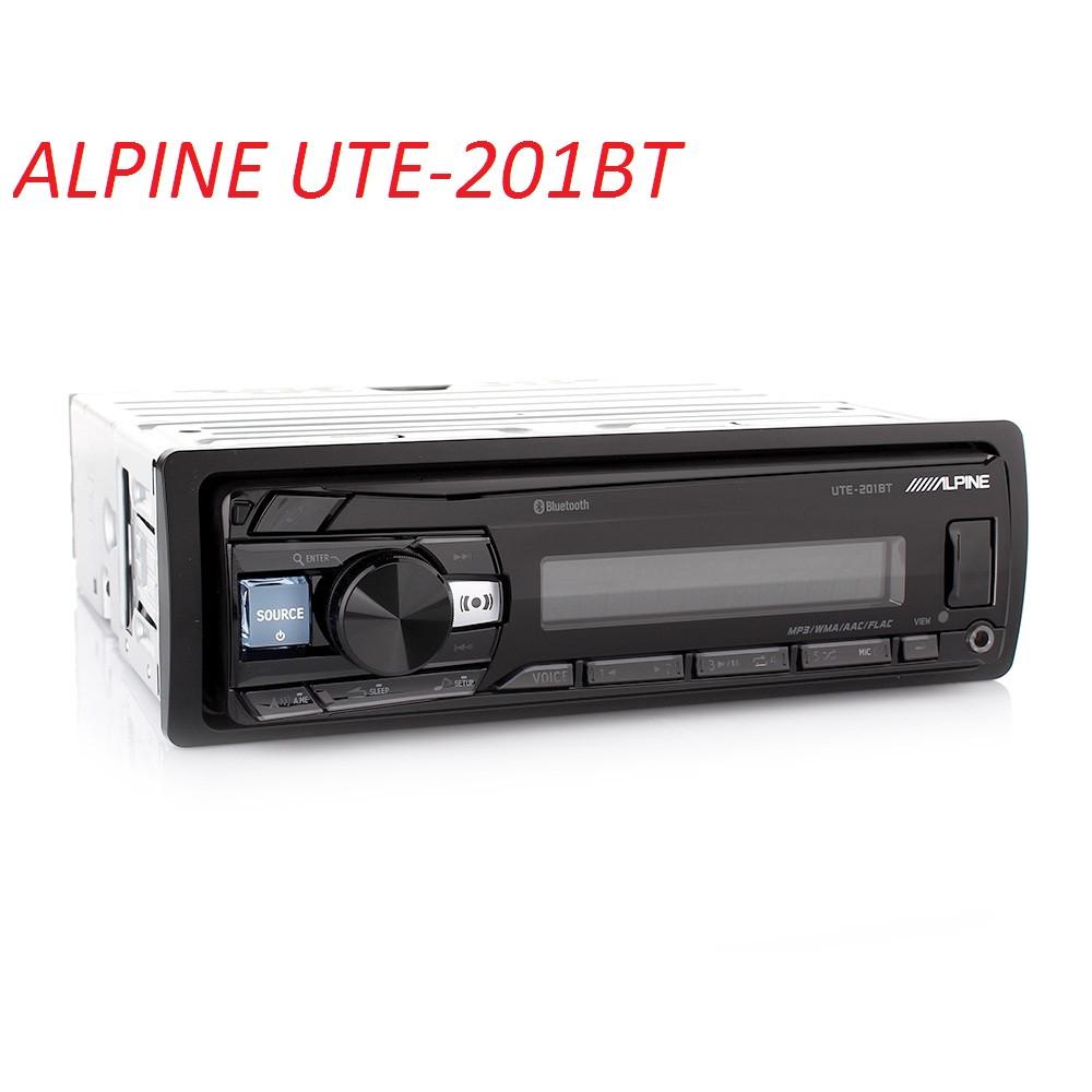 Автомагнітола Alpine UTE-201BT