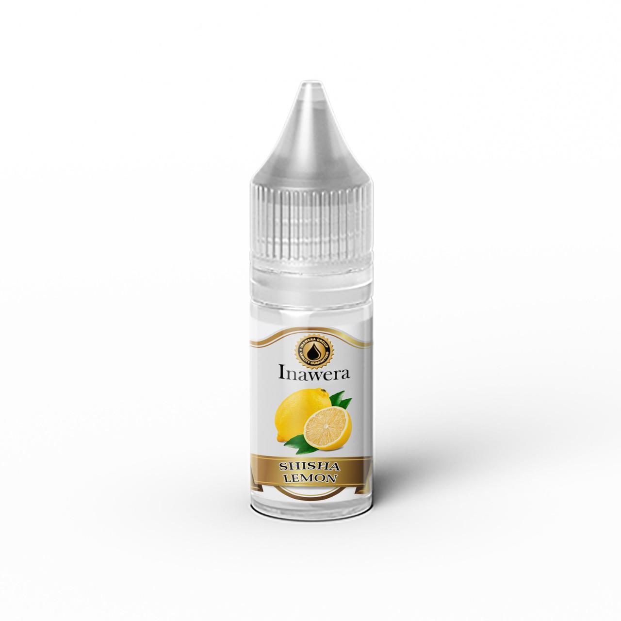Ароматизатор INAWERA SHISHA Lemon (Лимон), 10 мл