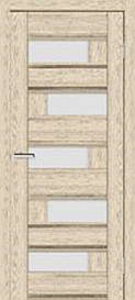 Двери межкомнатные ОмиС Рино 16 стекло сатин
