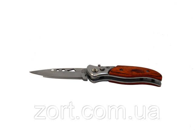 Нож складной автоматический A212, фото 2