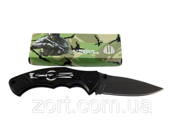 Нож складной механический Strider, фото 2