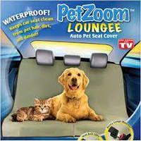 Подстилка для домашних животных в авто Pet Zoom,Коврик для животных автомобильный,, подстилка для собак