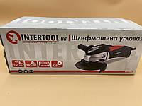Шлифмашина угловая Intertool DT-0266 125mm