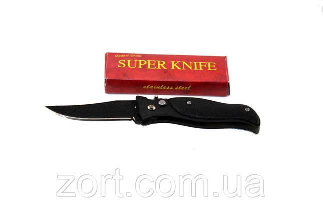 Нож складной автоматический A831, фото 2