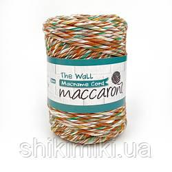 "Эко шнур Macrame Cord 5 mm, цвет ""Летний вечер"""