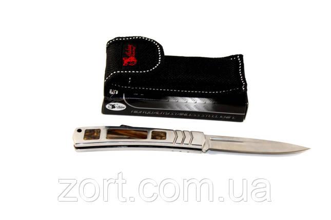 Нож складной механический Finlang S321, фото 2