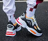 Кросівки чорно-жовті ABO, фото 2