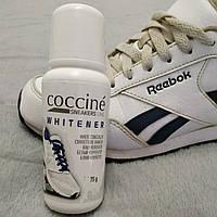 Белая краска корректор для гладкой кожи COCCINE  sneakers line 75 мл