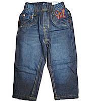 Утепленные джинсы для мальчика