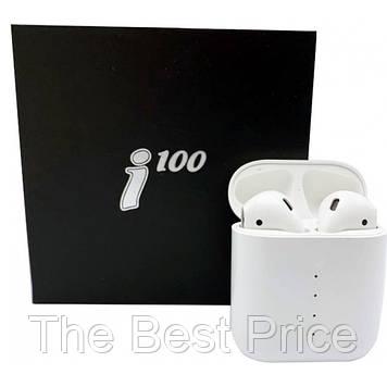 Бездротові Bluetooth навушники Sensor I100 TWS Stereo Pop-Up