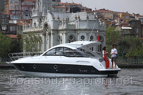 Моторная яхта Gran Turismo 34