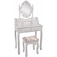 Туалетний столик з підсвіткою Bonro - В-011L
