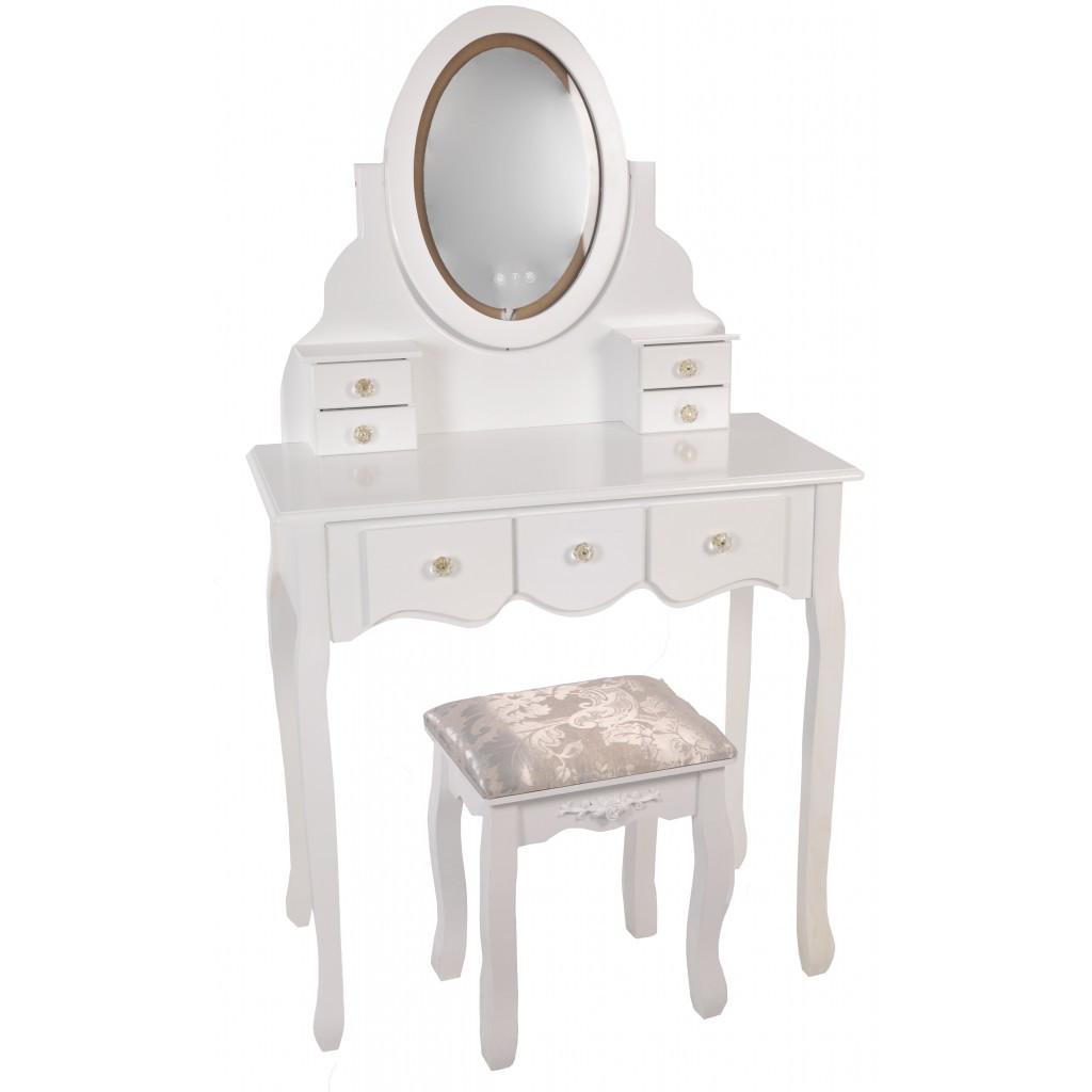 Туалетний столик з підсвіткою Bonro - В-066L