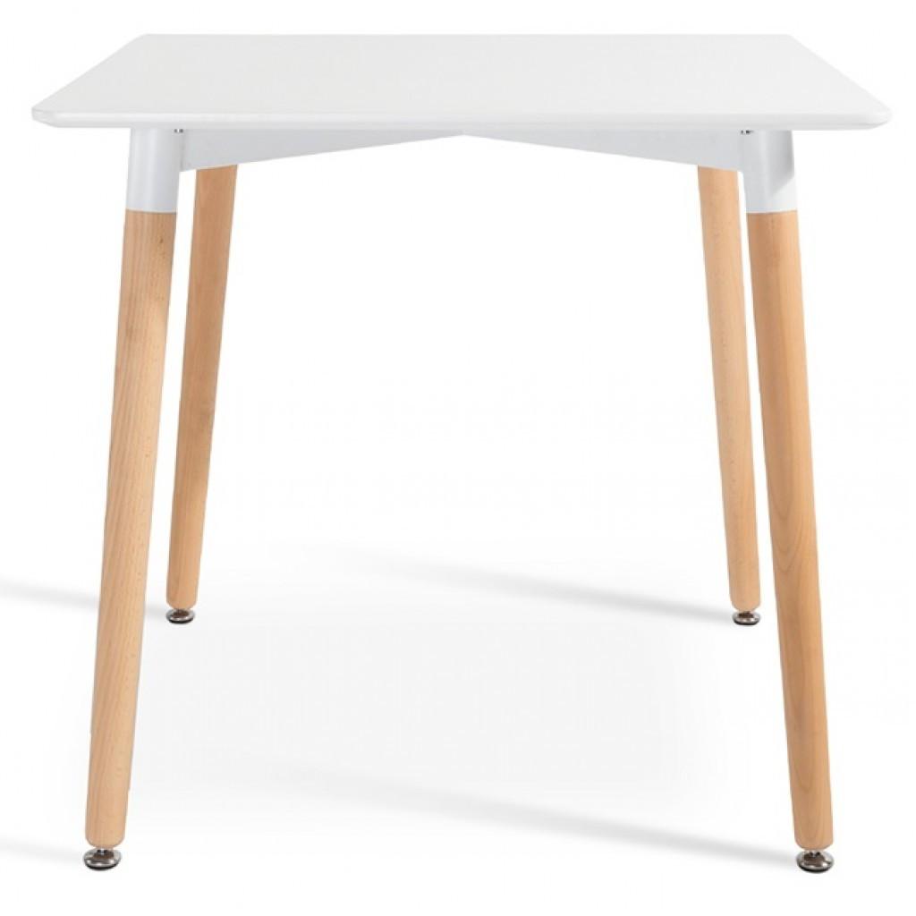 Стіл обідній Bonro В-950-800 Білий