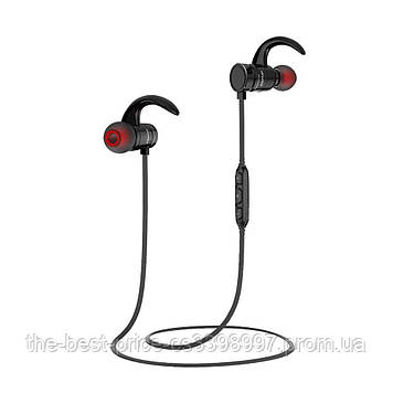 Спортивные Bluetooth наушники Awei AK4 Black