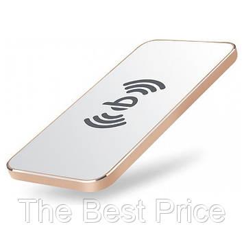 Бездротове зарядний пристрій AWEI W1 Wireless Charger. Колір білий
