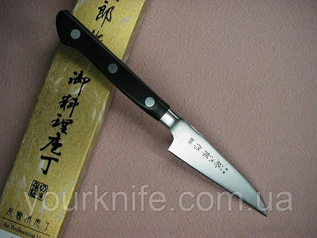 Купить нож кухонный японский Tojiro Paring F-800 90мм для овощей