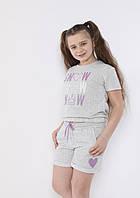 Підлітковий костюм для дівчинки з шортиками Snow розмір 8-16 років, колір уточнюйте при замовленні, фото 1