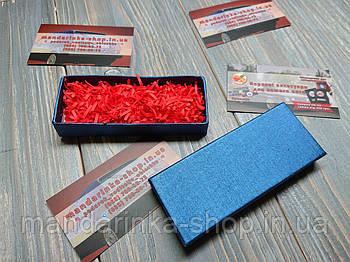 Упаковка для брелка з наповнювачем