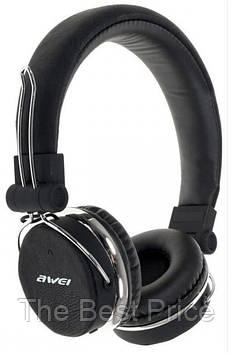 Bluetooth стерео наушники AWEI A700BL Black