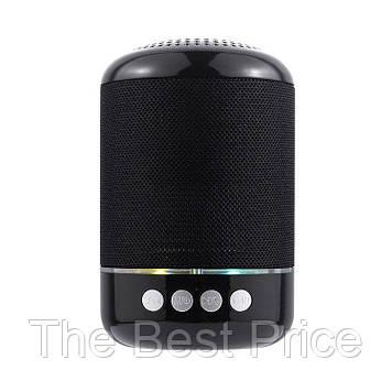 Портативна Bluetooth колонка TG 115 Чорний