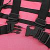 Детское бескаркасное автокресло VJT NY-26 Розовый, фото 6