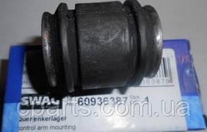 Сайлентблок реактивной тяги Renault Duster 2 4x4 (Swag 60936387)(высокое качество)