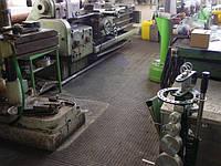 Напольное покрытие в производственный цех