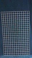 Сетка металлическая толстая 1.5 х 1.0 м D 3,5 Ячейка 50х50