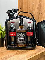 Канистра бар 5л, оригинальный подарок мужчине, мини бар, набор для виски, подарок папе, мужу, шефу, брату