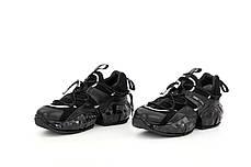 Женские кроссовки  Jimmy Choo. Черные. ТОП реплика ААА класса., фото 2