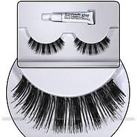 Ardell - Ресницы ленточные накладные + клей 1мл EyeLashes Natural Hair №17