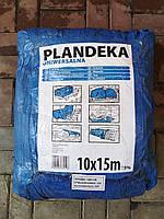 Тентове покриття 10х15см (синій)