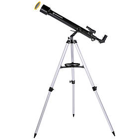 Телескоп Bresser Arcturus Solar 60/700 AZ (carbon)