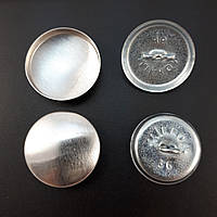 Ґудзик під обтяжку на металевій ніжці №36 - 21,8 мм