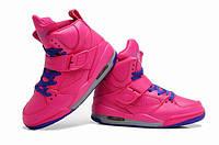 Женские баскетбольные кроссовки Air Jordan Flight 45 Pink