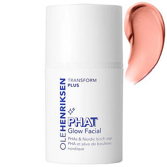 Обновляющая маска для сияния кожи с PHA-кислотами Ole Henriksen PHAT Glow Facial™ Mask 50 мл